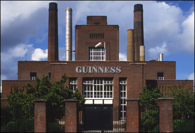 Guinness Storehouse and Conference Centre